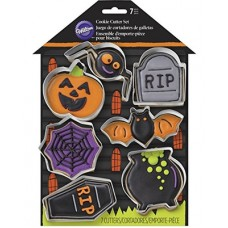 Cookie Cutter Set - Haunted House by Wilton